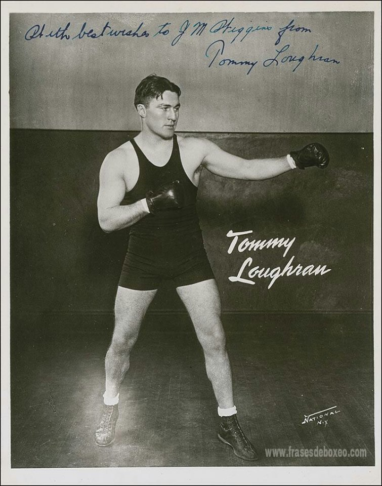 "Thomas ""Tommy"" Loughran"