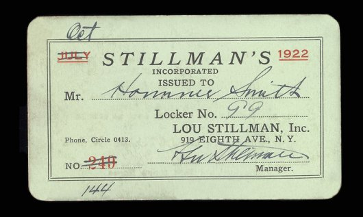 Lou Stillman