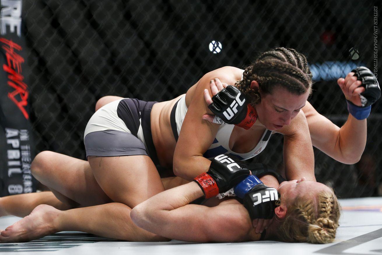 UFC 196: Tate vs Holm